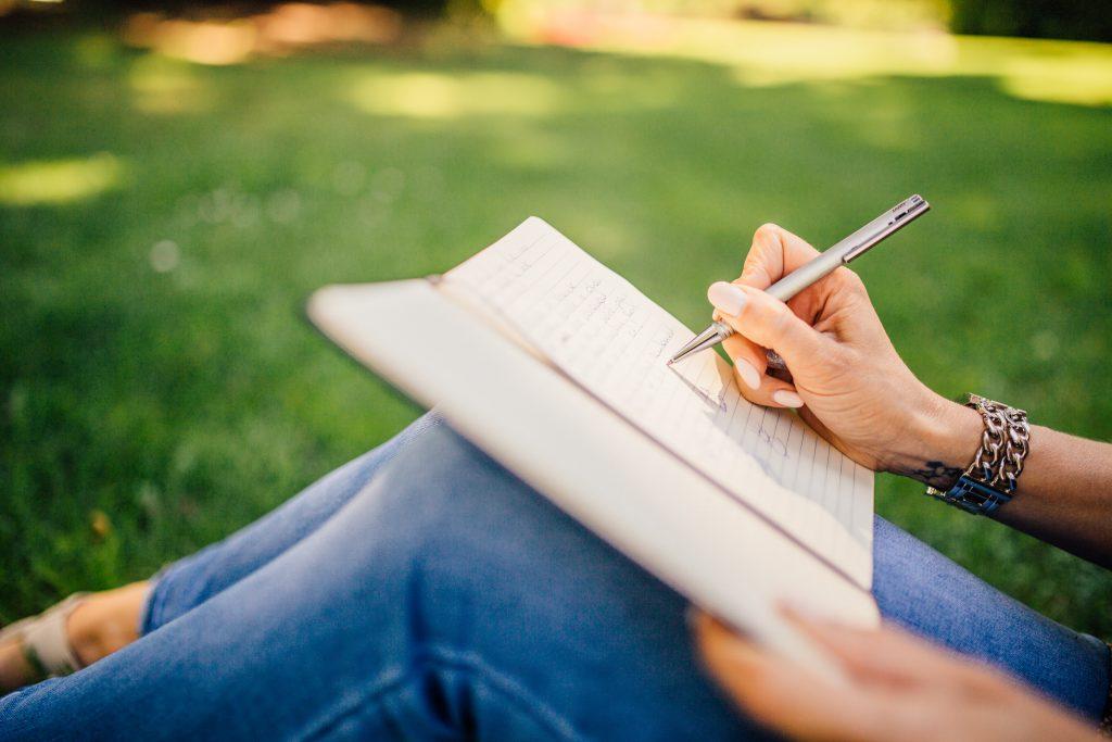 free journaling challenge