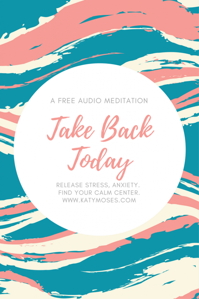 Mindful Meditation Audio