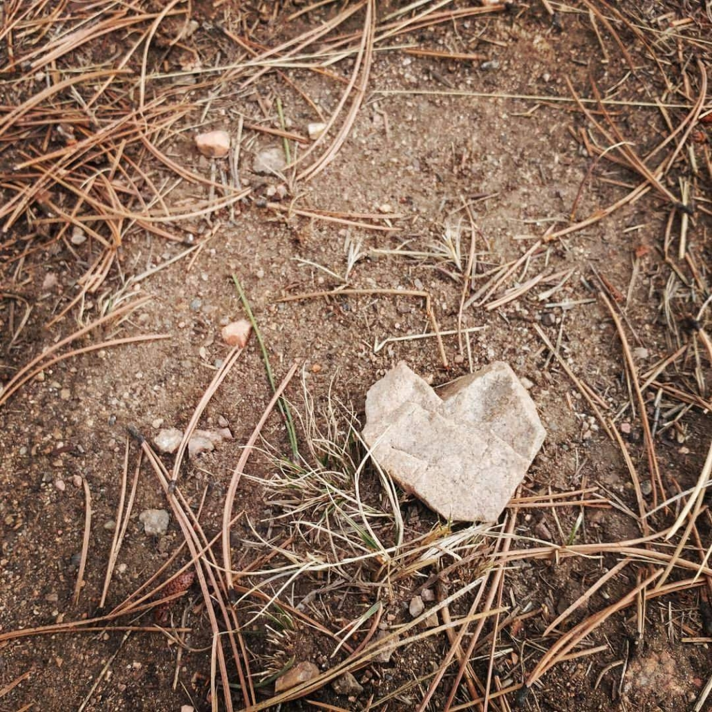 Love Note from Nature